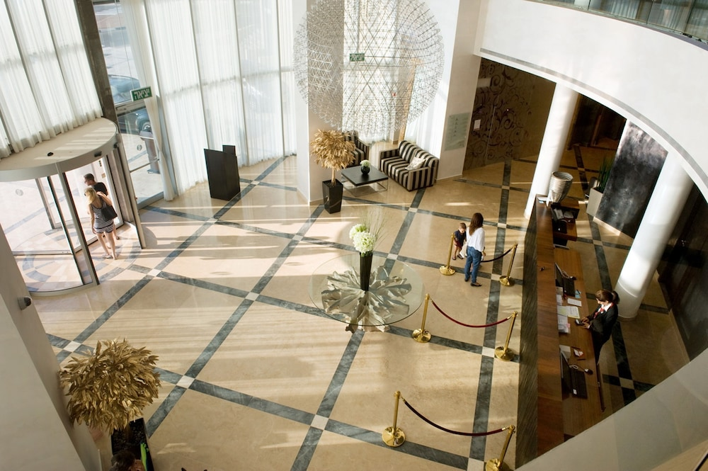 Interior Entrance, Ramada Hotel & Suites by Wyndham Netanya