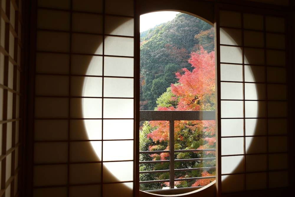View from Room, Sansuirou Ryokan