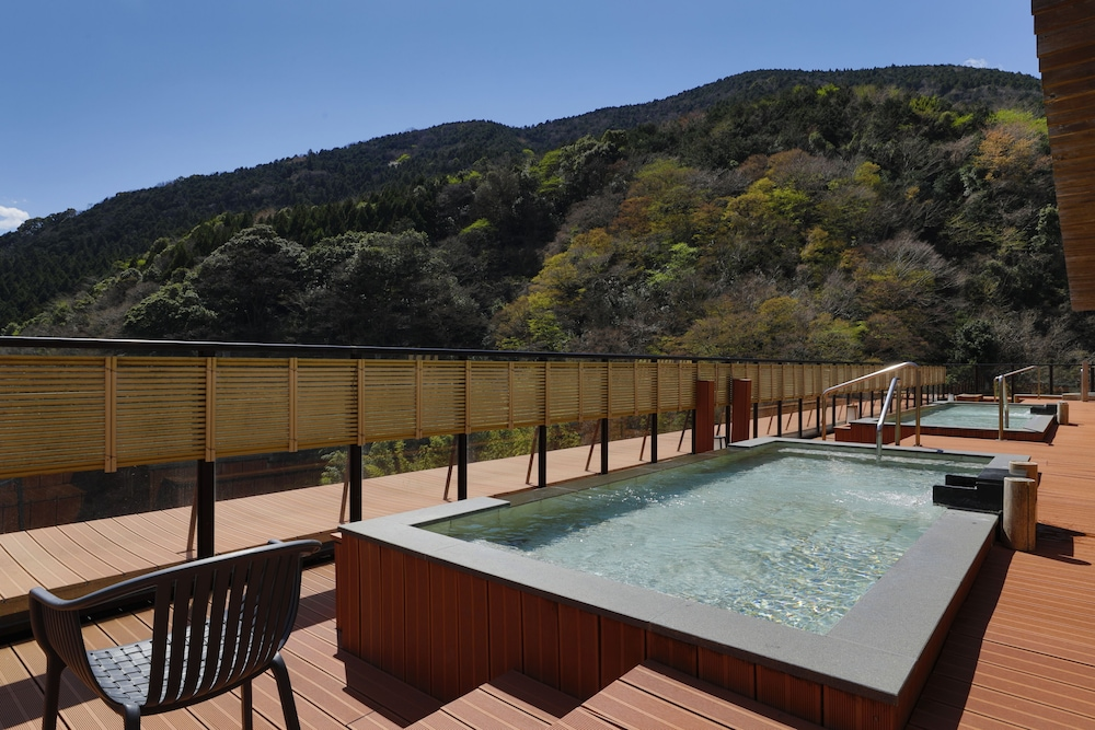 Hot Springs, Sansuirou Ryokan
