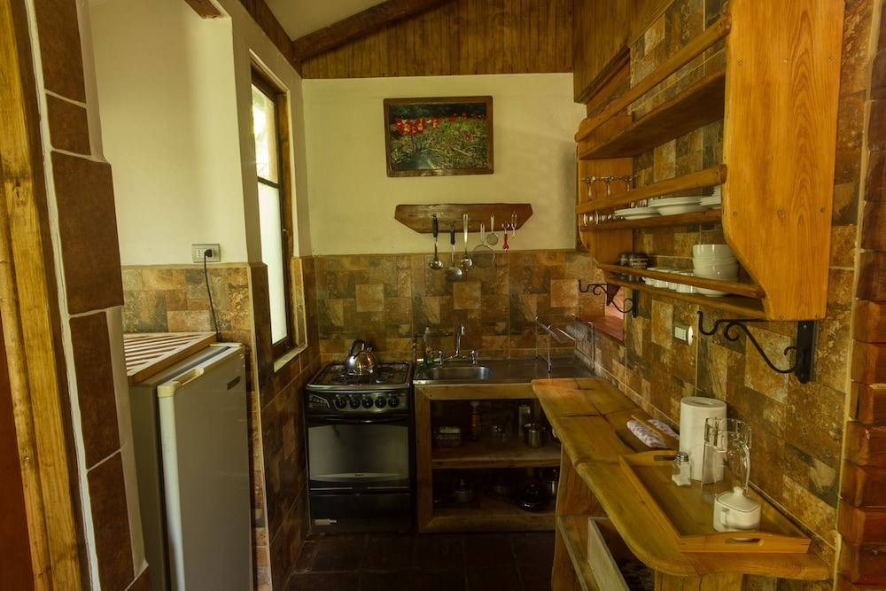 Private Kitchen, Cascada de las Animas