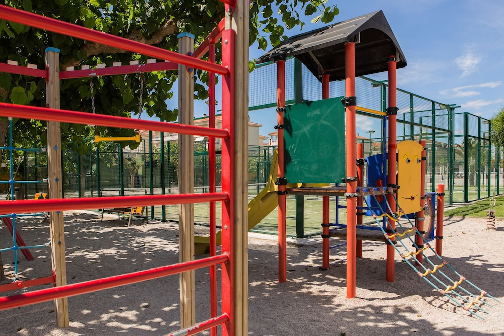 Children's Play Area - Outdoor, Camping Vendrell Platja