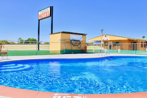 Check Expedia for Availability of Tropicana Motel