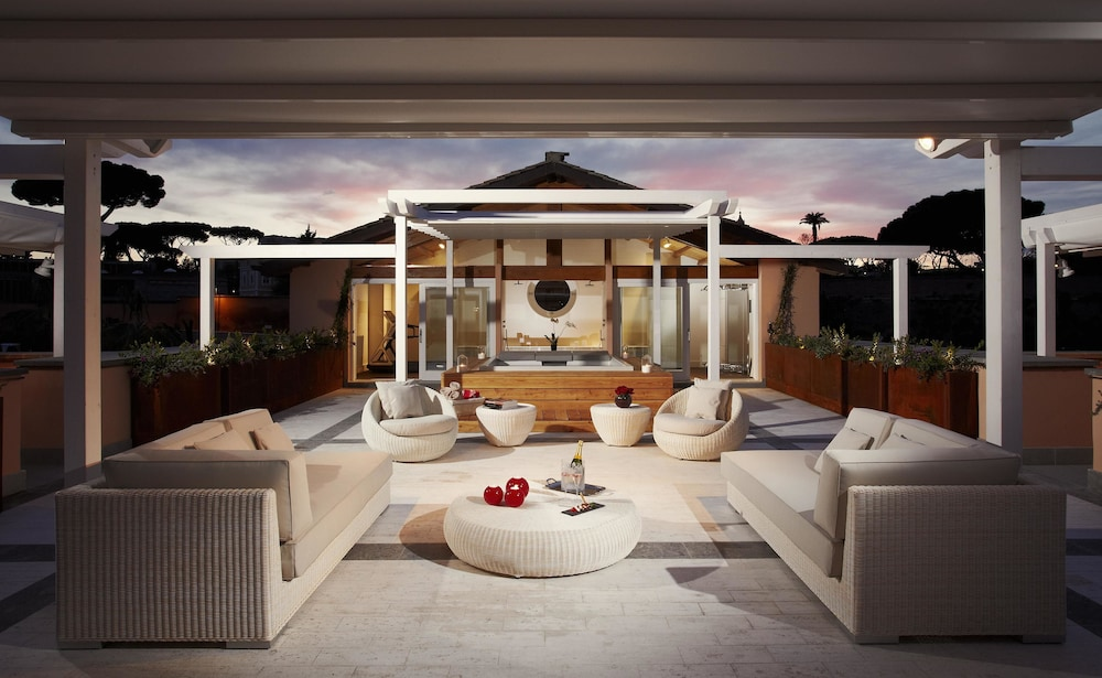 Terrace/Patio, Villa Agrippina Gran Meliá - The Leading Hotels of the World