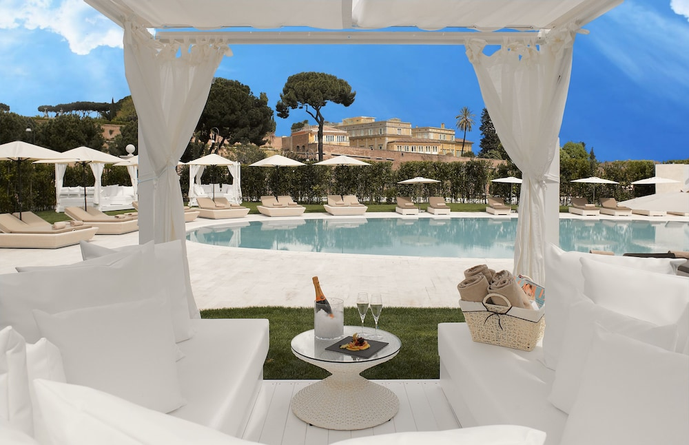 Garden, Villa Agrippina Gran Meliá - The Leading Hotels of the World