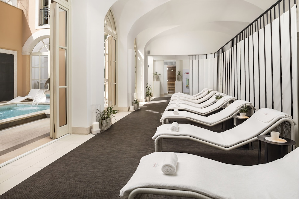 Spa, Villa Agrippina Gran Meliá - The Leading Hotels of the World