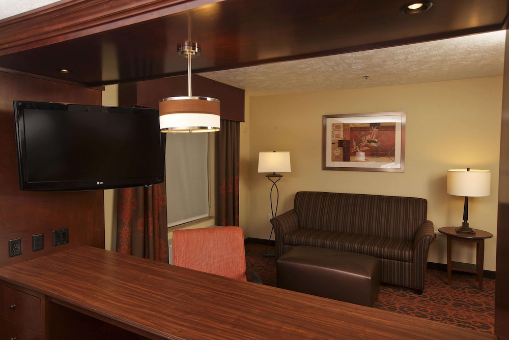 Living Area, Hampton Inn & Suites by Hilton Fargo Medical Center