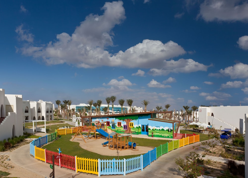 Children's Play Area - Outdoor, Hilton Marsa Alam Nubian Resort