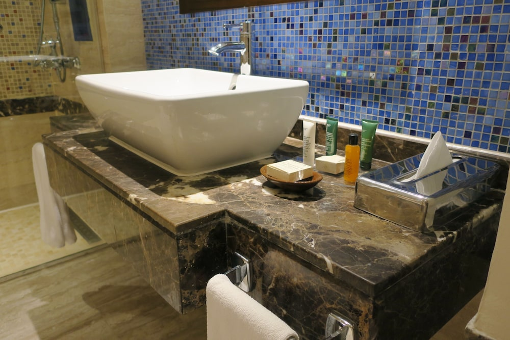 Bathroom Sink, Hilton Marsa Alam Nubian Resort