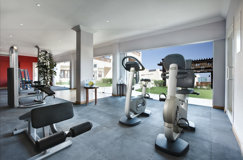 Gym, Hilton Marsa Alam Nubian Resort