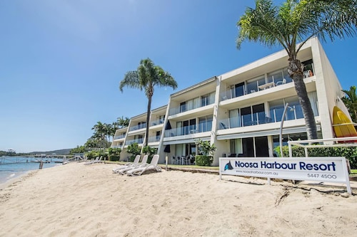Noosa Harbour Resort - Noosa Sound accommodation