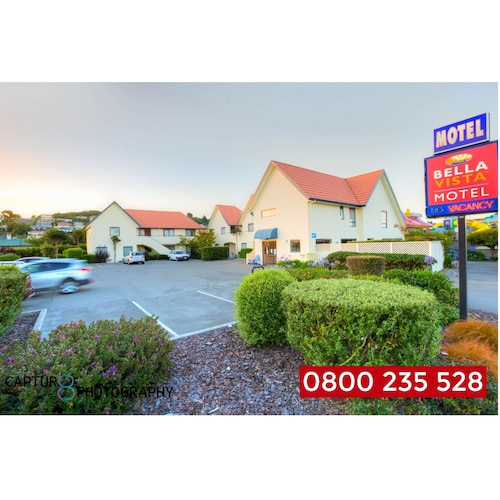 Bella Vista Motel Oamaru