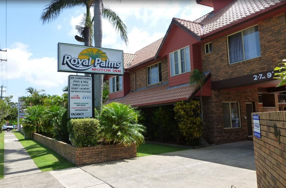 Royal Palms Motor Inn In Coffs Harbour Hotel Rates