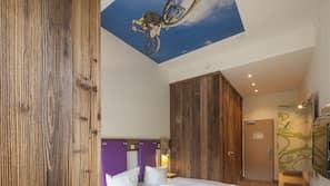 Select-Comfort-Betten, schallisolierte Zimmer, kostenloses WLAN
