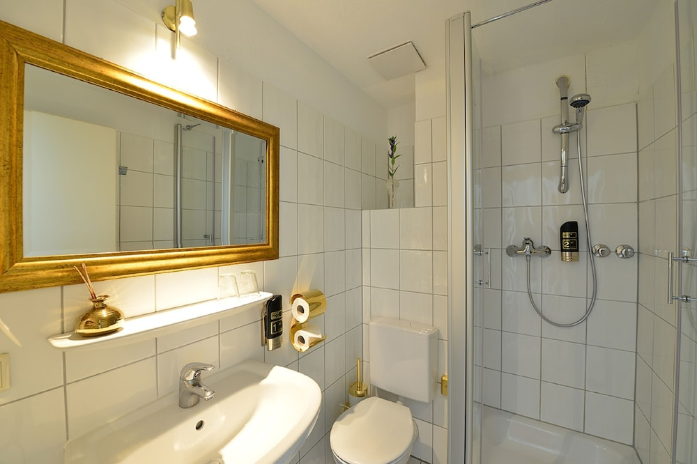 Bathroom, Hotel Domspitzen