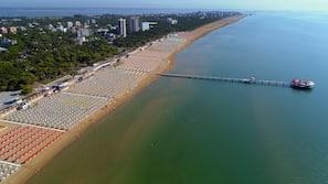 Sulla spiaggia