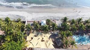 Beach nearby, beach massages