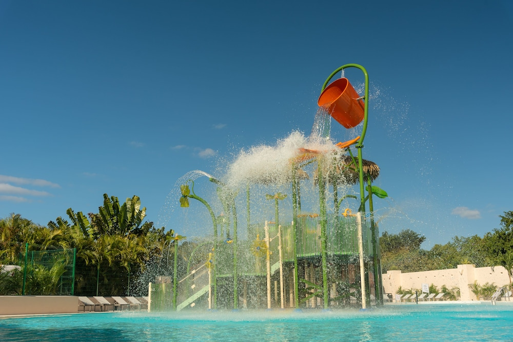 Water Park, Paradisus Playa del Carmen All Inclusive