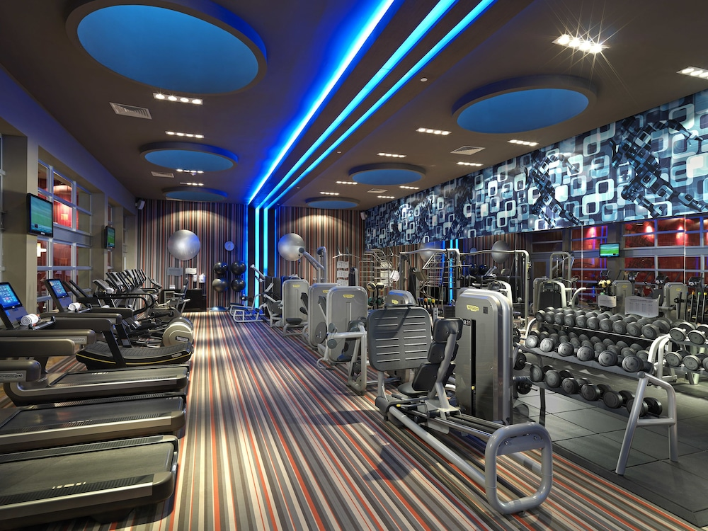 Gym, Paradisus Playa del Carmen All Inclusive