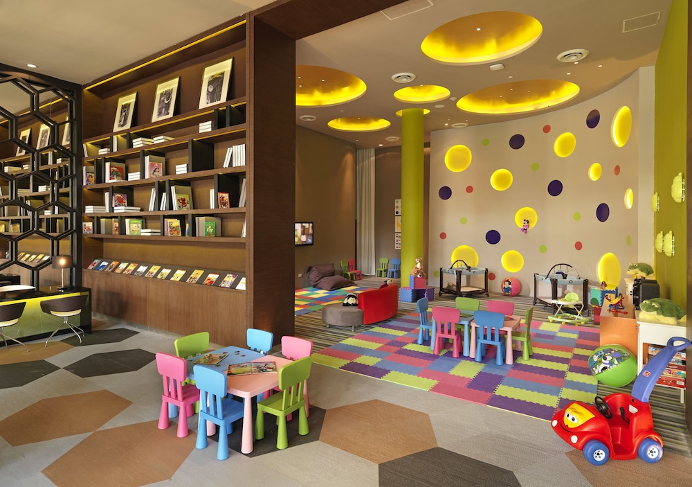 Children's Play Area - Indoor, Paradisus Playa del Carmen All Inclusive