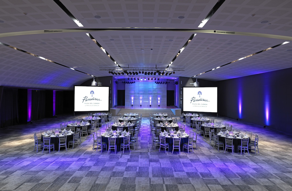 Banquet Hall, Paradisus Playa del Carmen All Inclusive