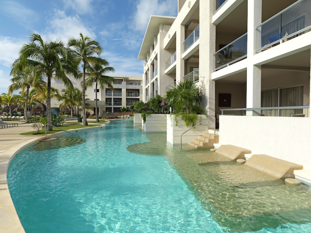 Outdoor Pool, Paradisus Playa del Carmen All Inclusive
