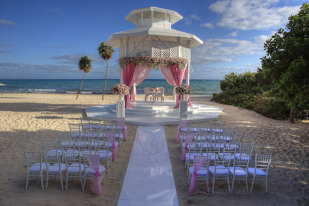 Outdoor Wedding Area, Paradisus Playa del Carmen All Inclusive