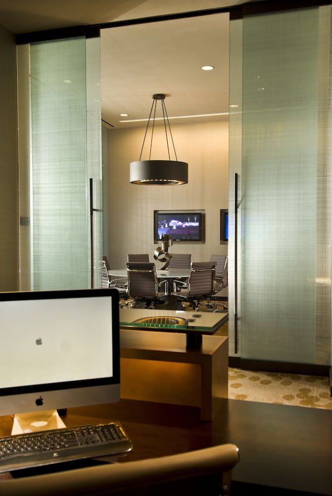 Business Center, Omni Dallas Hotel