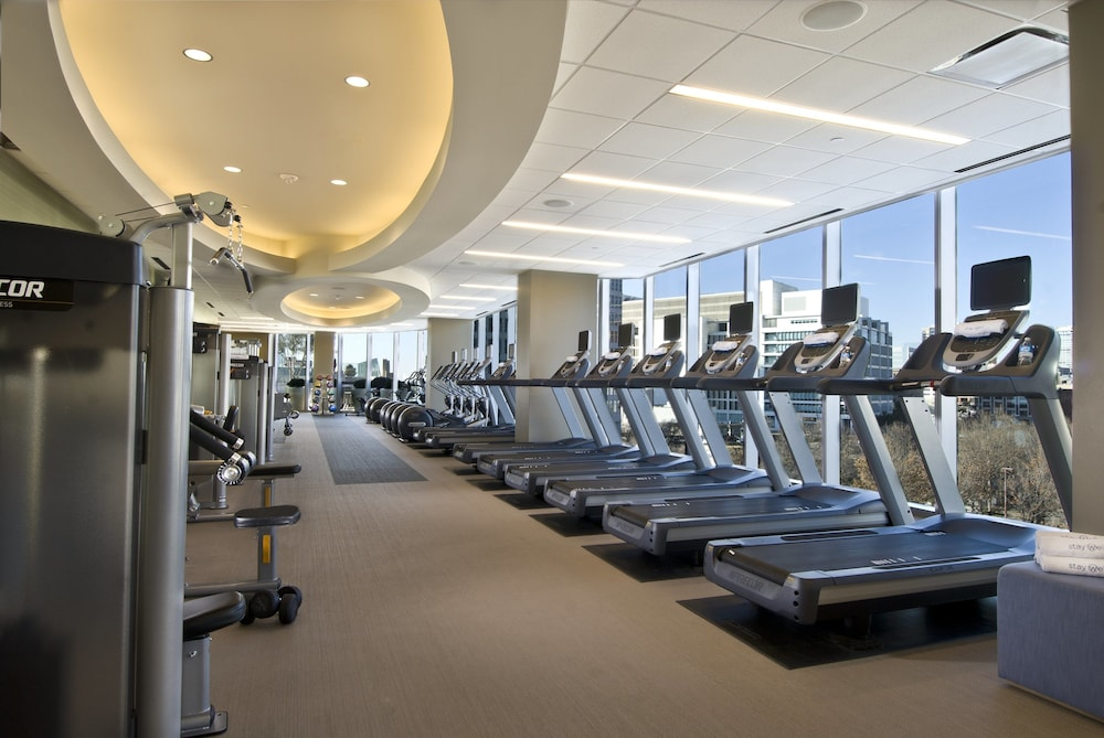 Fitness Facility, Omni Dallas Hotel