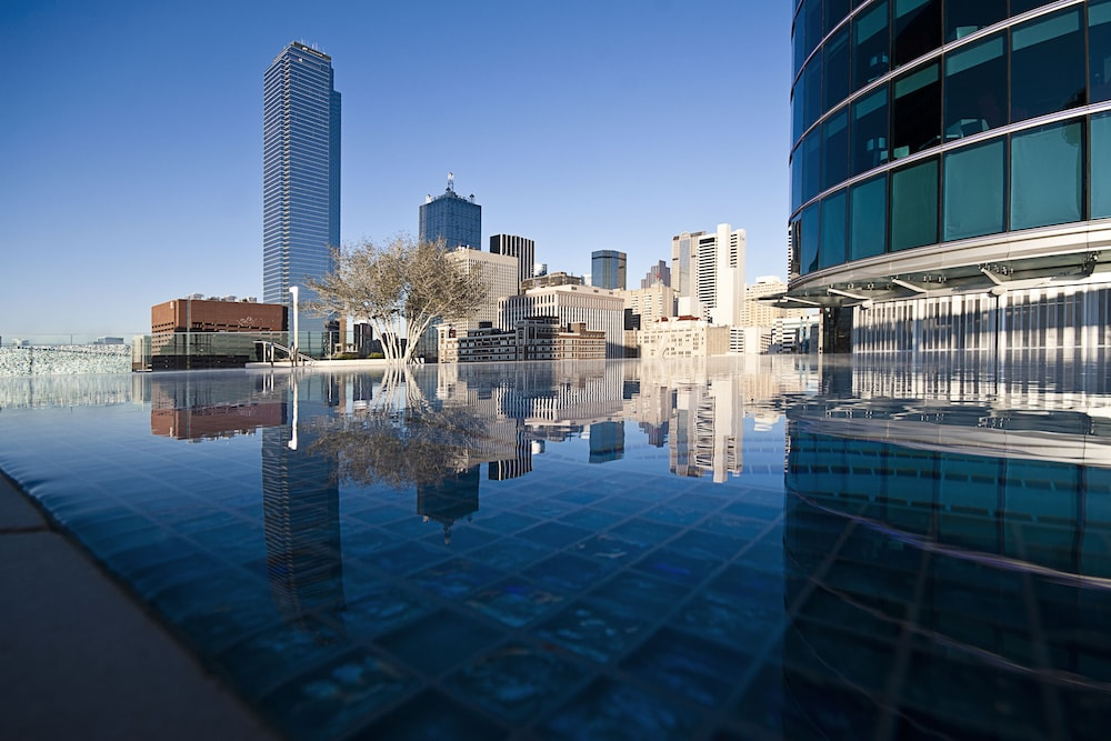 Terrace/Patio, Omni Dallas Hotel