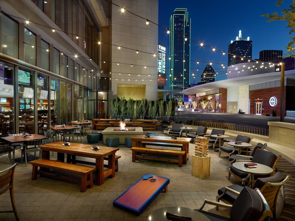 Restaurant, Omni Dallas Hotel