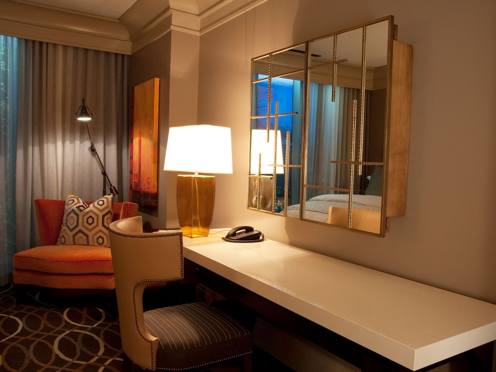 In-Room Business Center, Omni Dallas Hotel