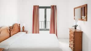 1 bedroom, Select Comfort beds, in-room safe, blackout curtains