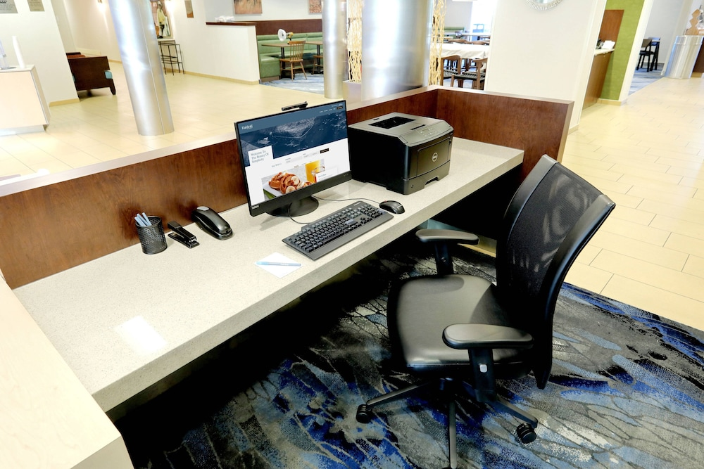 Business Center, Fairfield Inn & Suites by Marriott Harrisburg West