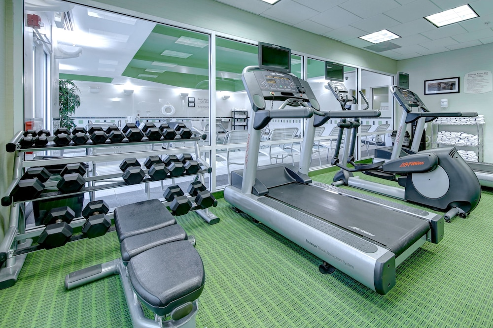 Fitness Facility, Fairfield Inn & Suites by Marriott Harrisburg West