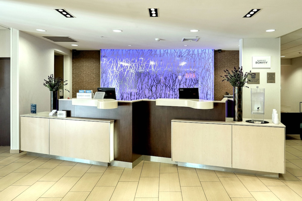 Lobby, Fairfield Inn & Suites by Marriott Harrisburg West