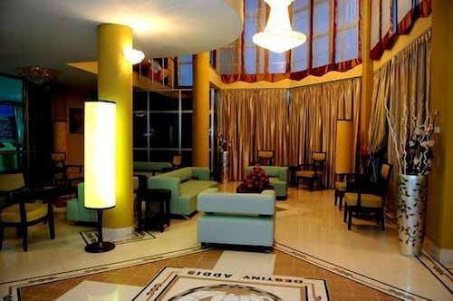 Lobby Sitting Area, Destiny Addis Hotel