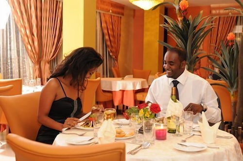 Restaurant, Destiny Addis Hotel