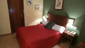 Caja fuerte, camas supletorias (de pago), wifi gratis