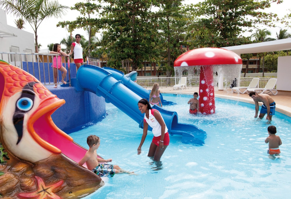 Children's Play Area - Outdoor, Riu Palace Bavaro All Inclusive