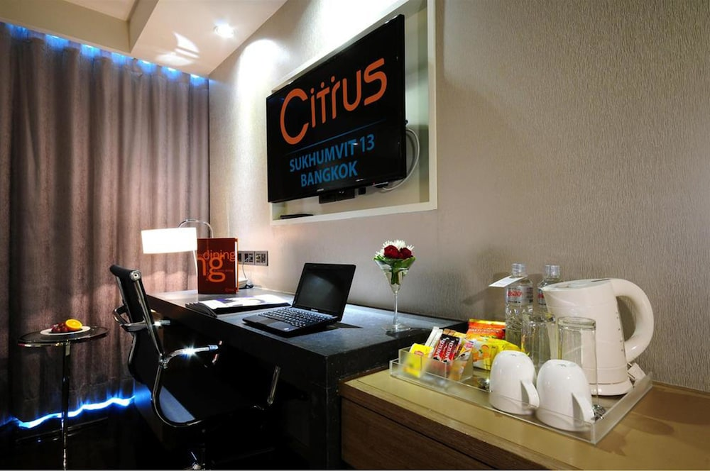 Room Amenity, Citrus Sukhumvit 13 by Compass Hospitality