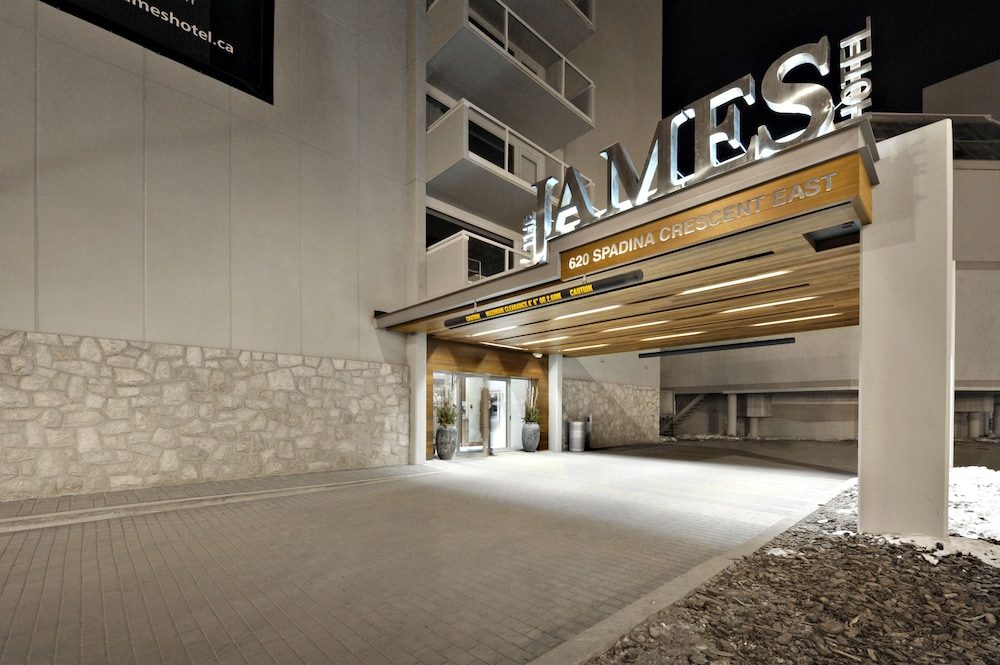 Exterior, The James Hotel