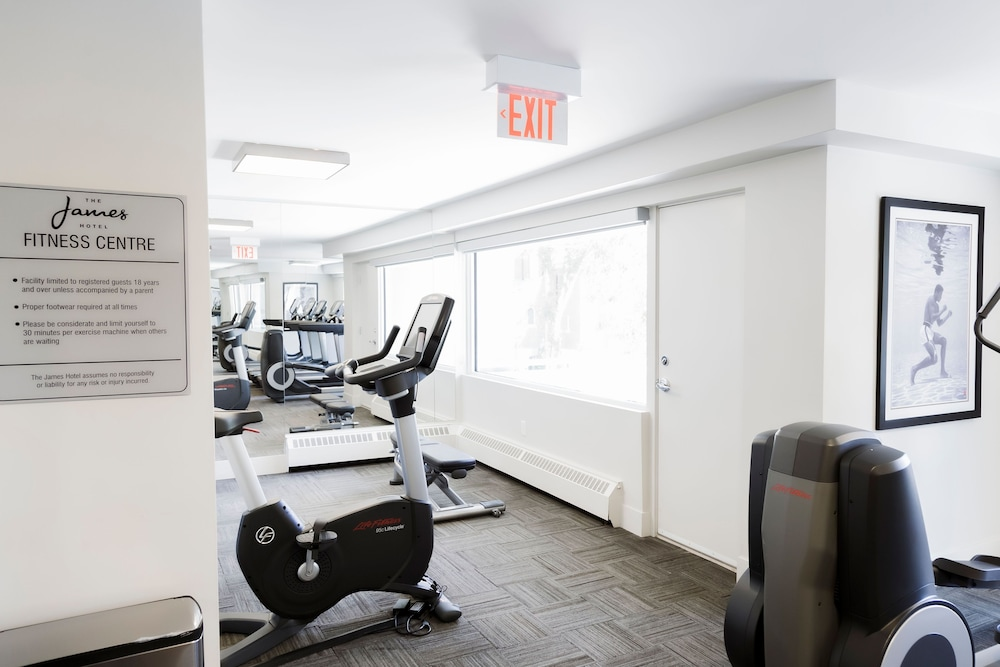 Fitness Facility, The James Hotel