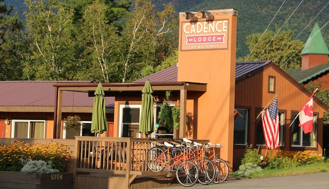 Cadence Lodge At Whiteface In