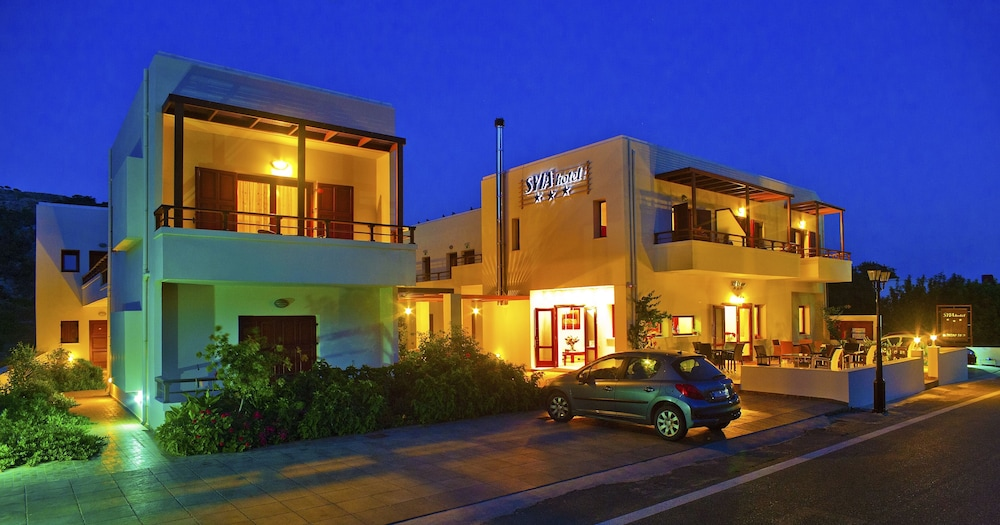 Front of Property - Evening/Night, Syia Hotel