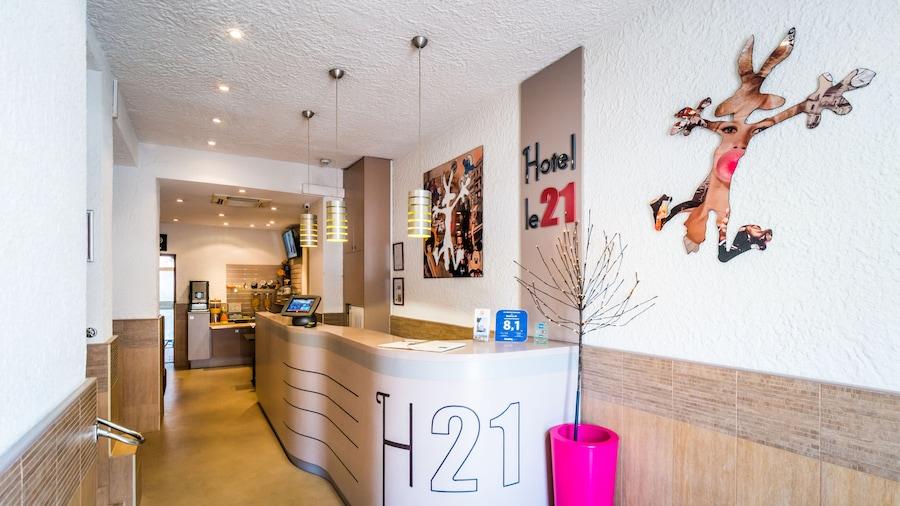 Le 21 Hotel