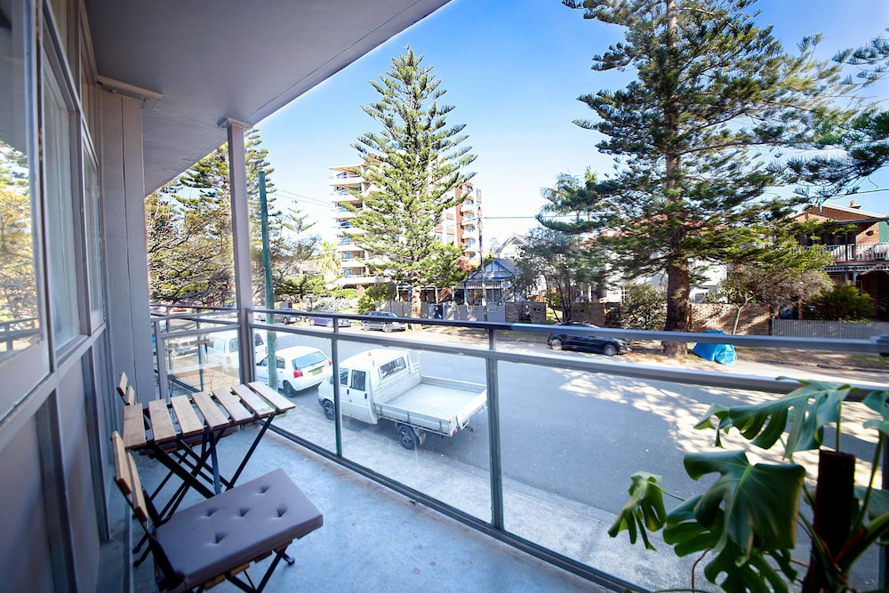 Balcony, The Manly Hotel Est. 1964