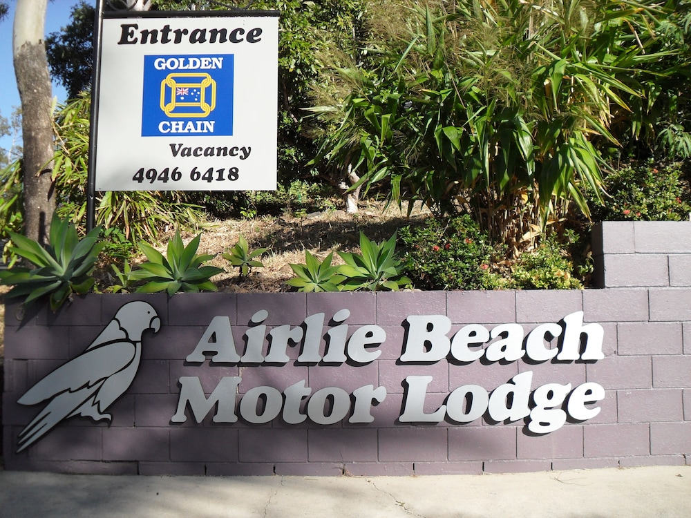Interior Entrance, Airlie Beach Motor Lodge