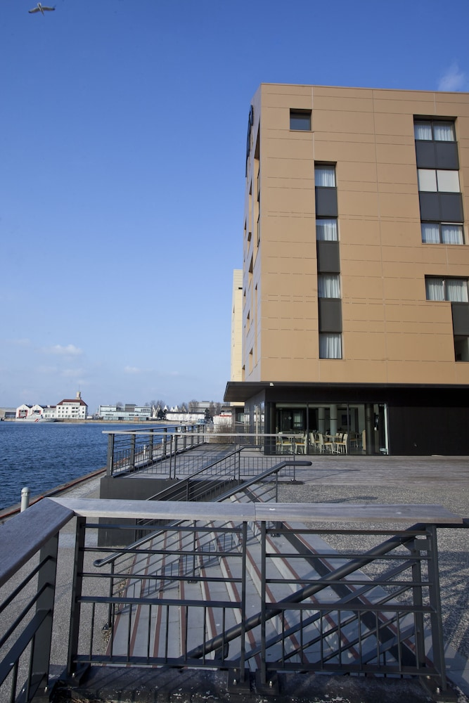 Property Grounds, All Suites Appart Hotel Dunkerque