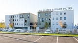 All Suites Appart Hotel Pau - Pau Hotels