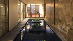 Indoor pool, 5 outdoor pools, pool umbrellas, sun loungers